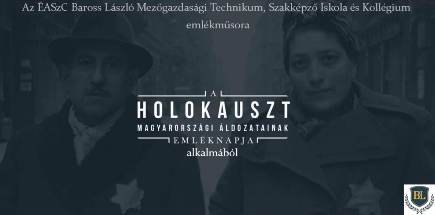 Read more about the article 04.16 a holokauszt áldozatainak emléknapja